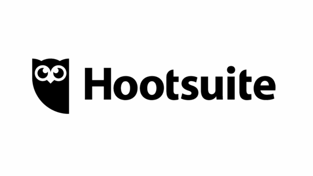 Hootsuite logo with an owl