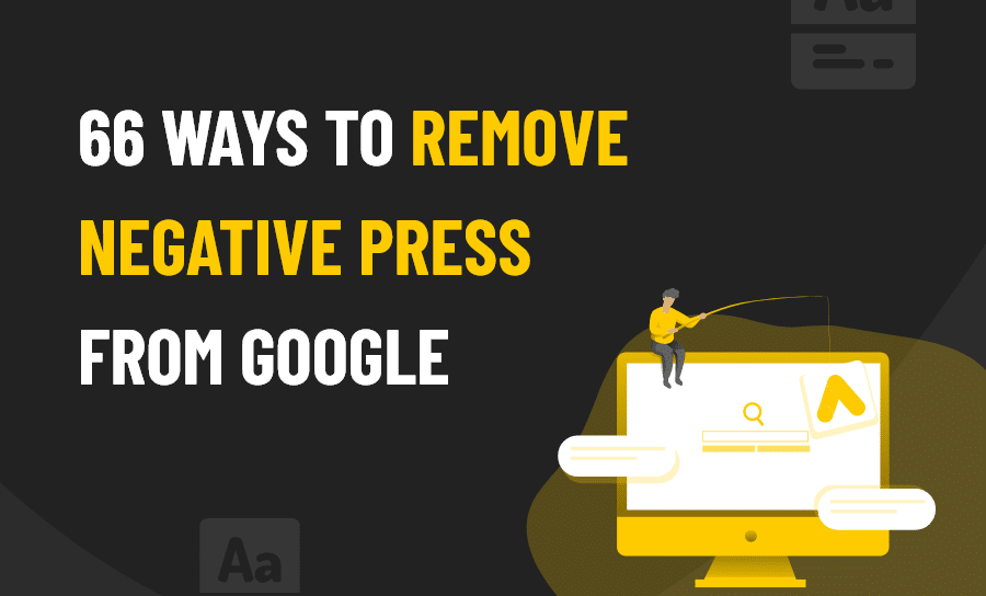 Negative Press from Google